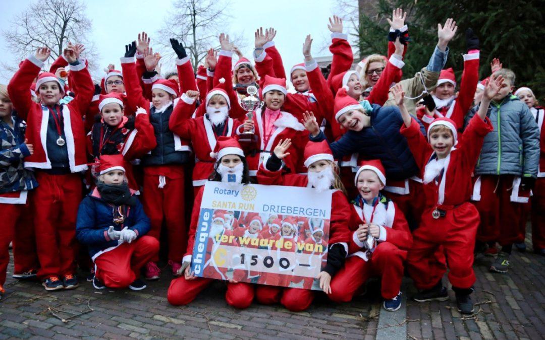 Scouting, Dr. A.E. Hermansgroep, ontvangt wisselbeker en 1500 euro